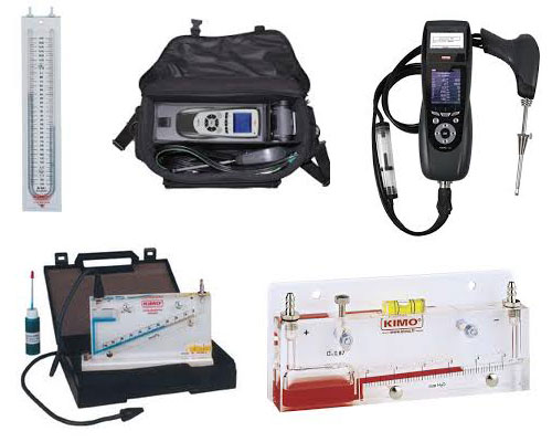 analizadores e instrumentación KIMO